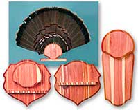 Cedar Turkey Panels