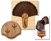 Solid Wood Turkey Panels