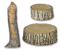 Pedestal Stumps