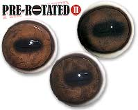 Van Dyke's Pre-Rotated II Glass Eyes
